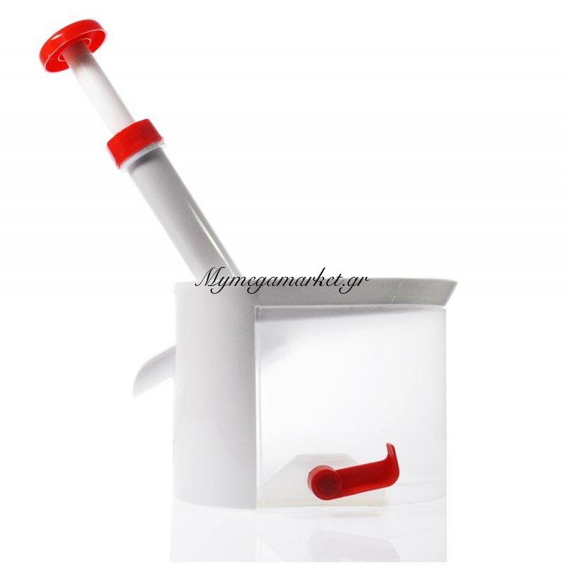 Αφαιρετής Κουκουτσιών πλαστικός by Mymegamarket.gr