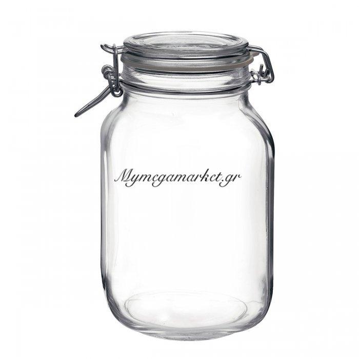 Βάζο αποθήκευσης γυάλινο τροφίμων - Fido - 2000 ml | Mymegamarket.gr