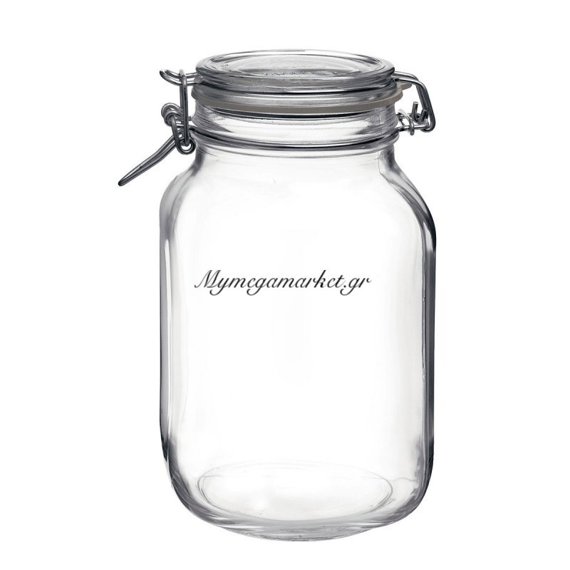 Βάζο αποθήκευσης γυάλινο τροφίμων - Fido - 5000 ml by Mymegamarket.gr