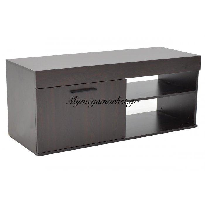 Έπιπλο τηλεόρασης Besta Μ20 χρώμα wenge 120x46x51 | Mymegamarket.gr
