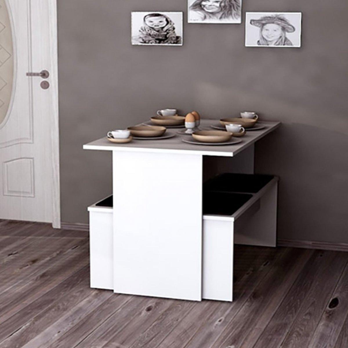 Τραπέζια Κουζίνας - Τραπεζαρίες με καρέκλες | Mymegamarket.gr
