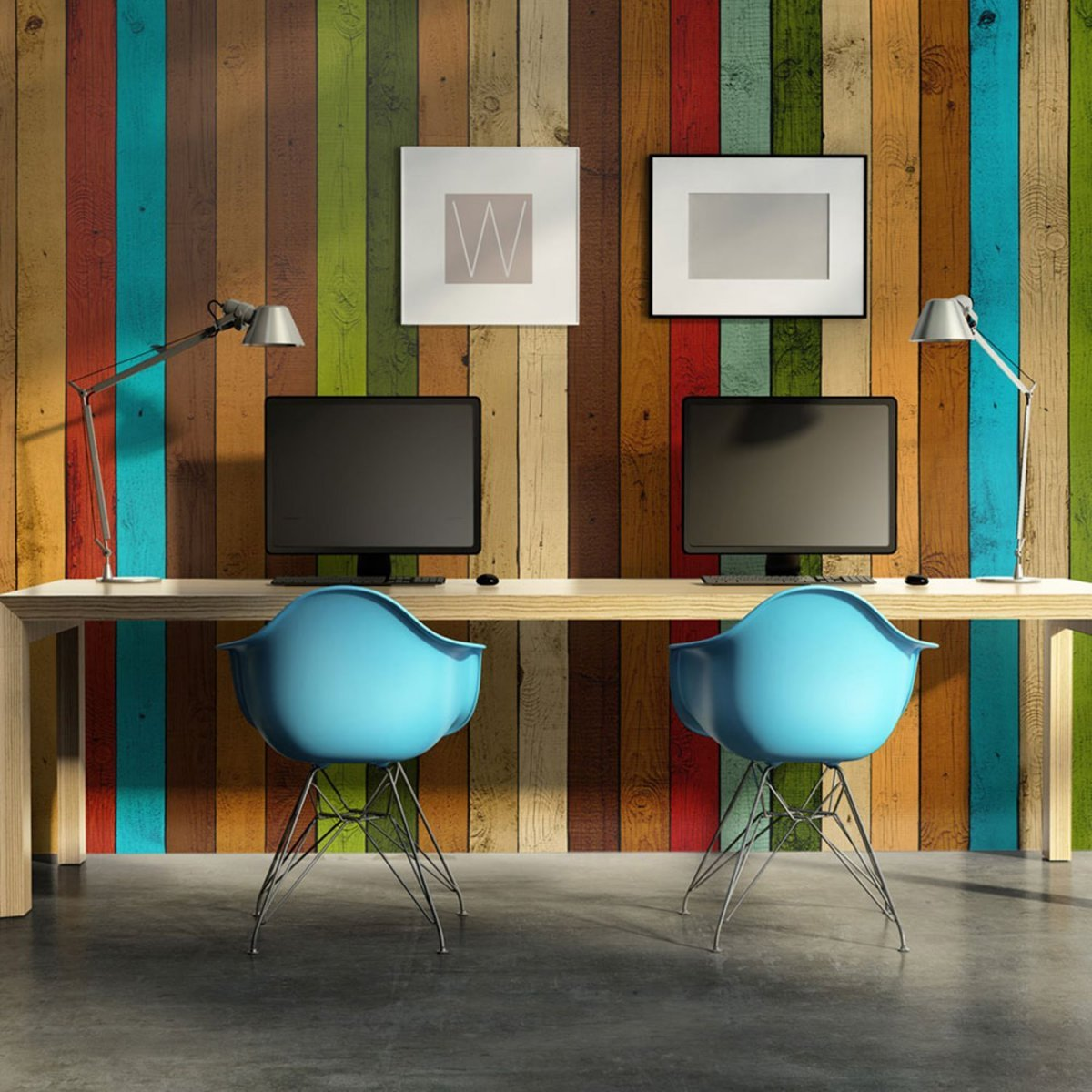 Φωτοταπετσαρίες τοίχου 450 x 280 εκ. | Mymegamarket.gr