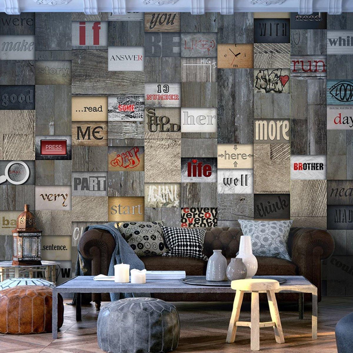 Φωτοταπετσαρίες τοίχου 250 x 193 εκ. | Mymegamarket.gr