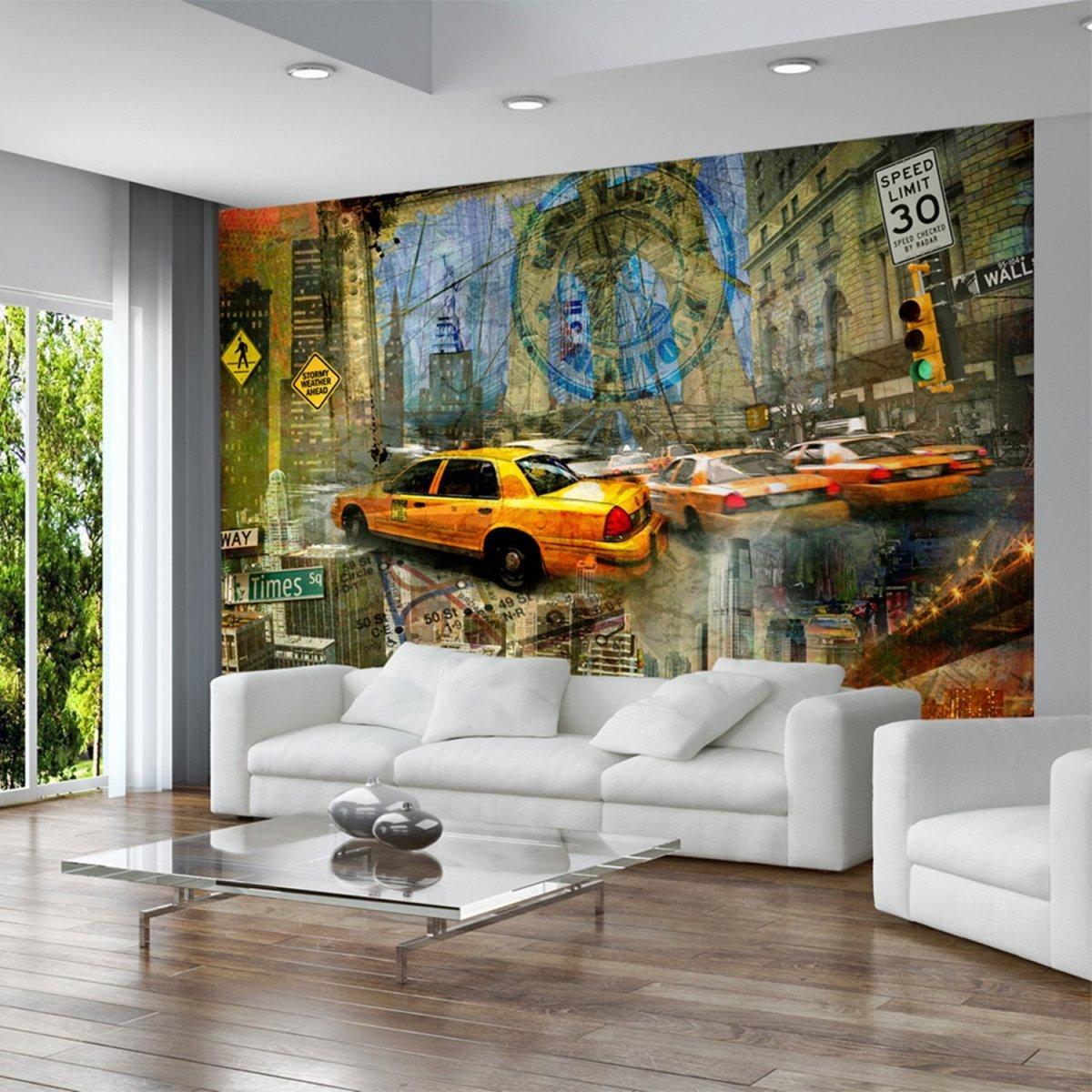Φωτοταπετσαρίες τοίχου 200 x 140 εκ. | Mymegamarket.gr