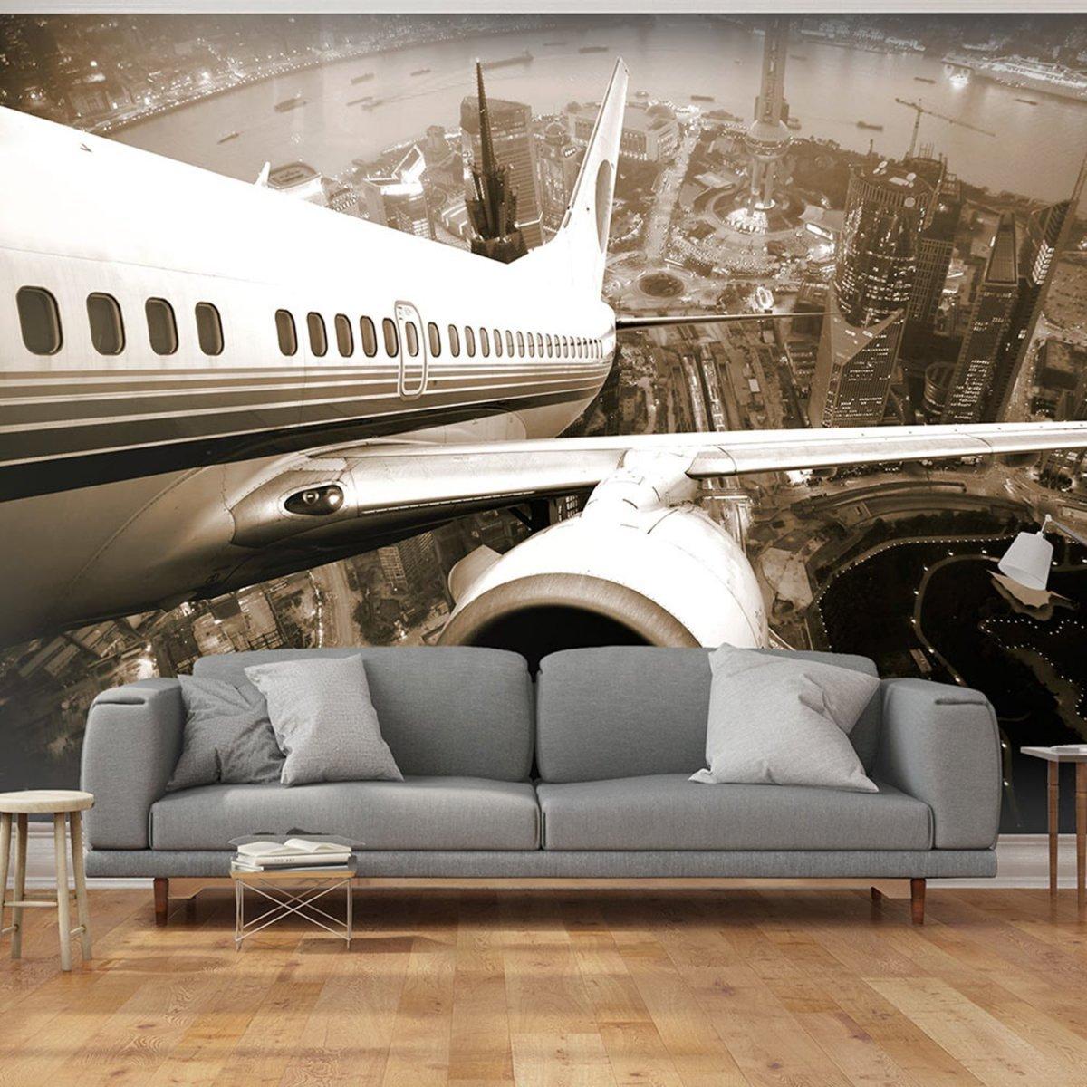 Φωτοταπετσαρίες τοίχου 400 x 309 εκ. | Mymegamarket.gr