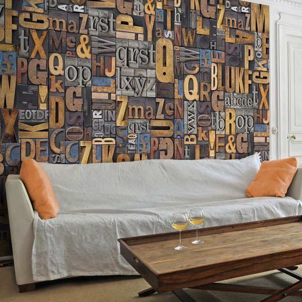 Φωτοταπετσαρίες τοίχου 200 x 154 εκ. | Mymegamarket.gr