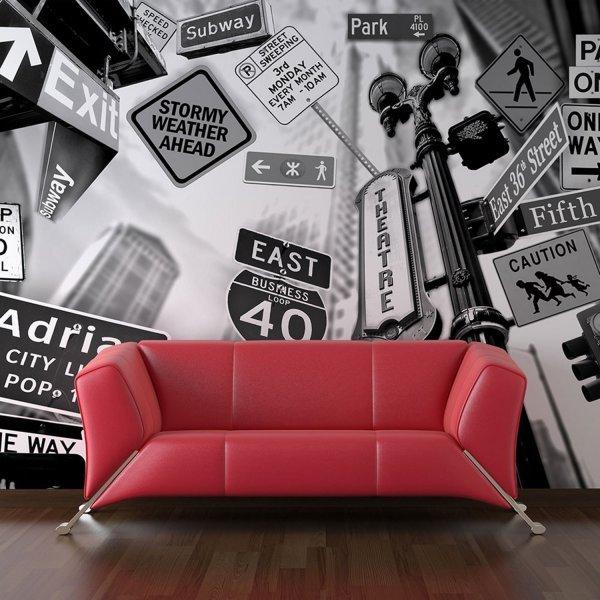 Φωτοταπετσαρίες τοίχου 300 x 231 εκ. | Mymegamarket.gr