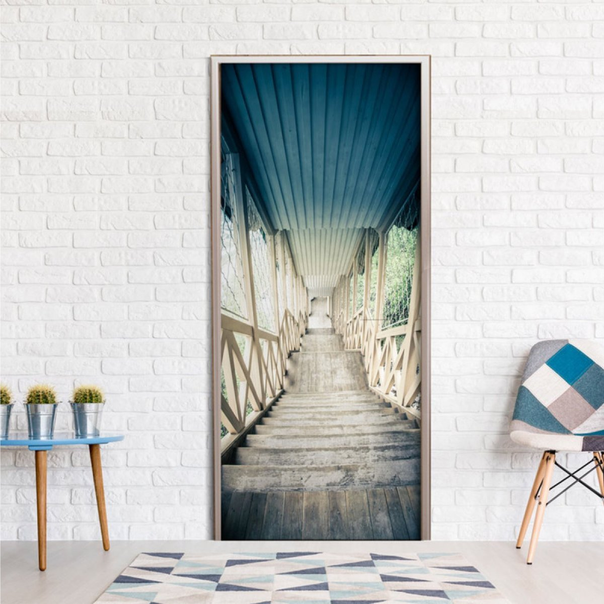 Φωτοταπετσαρίες για πόρτες | Mymegamarket.gr
