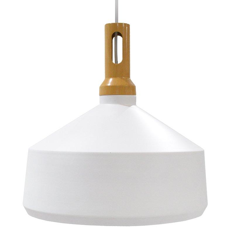 Φωτιστικό οροφής μεταλλικό χρώματος λευκό