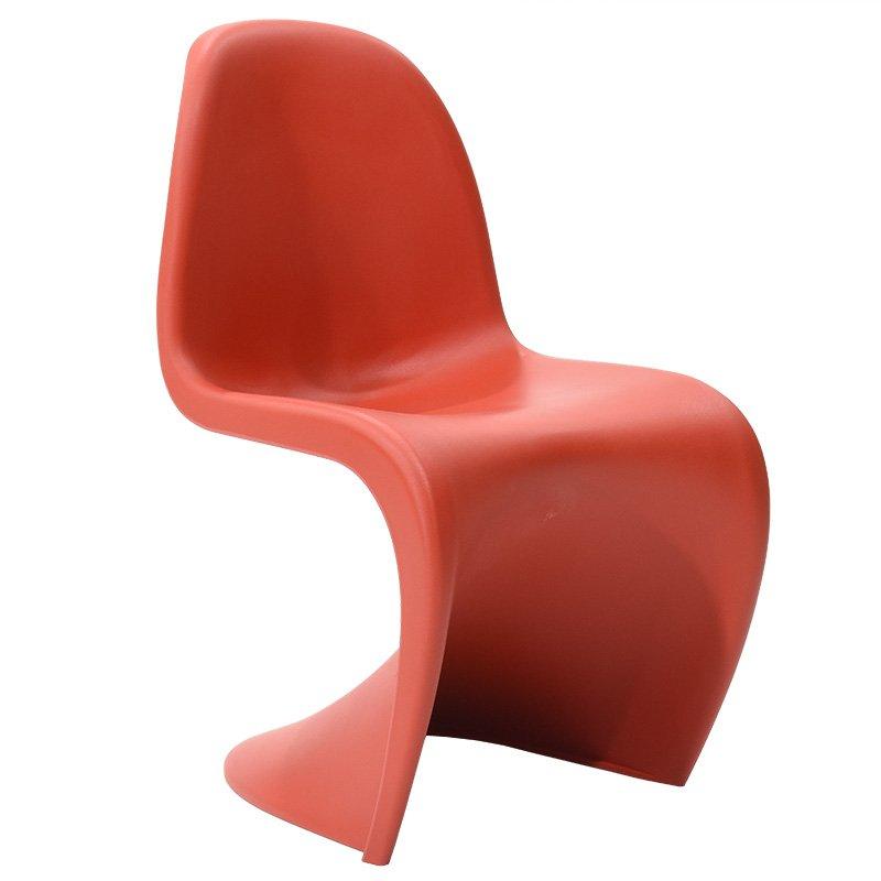 Καρέκλα Iren πολυπροπυλενίου χρώμα κόκκινο ματ