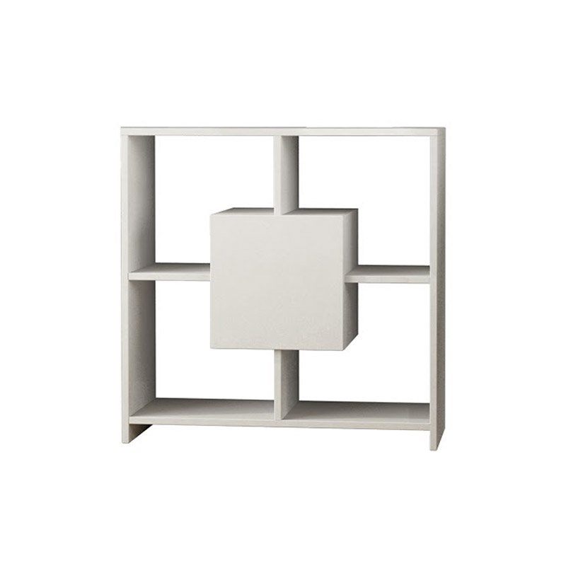 Κονσόλα Sider χρώμα λευκό 80x30x80