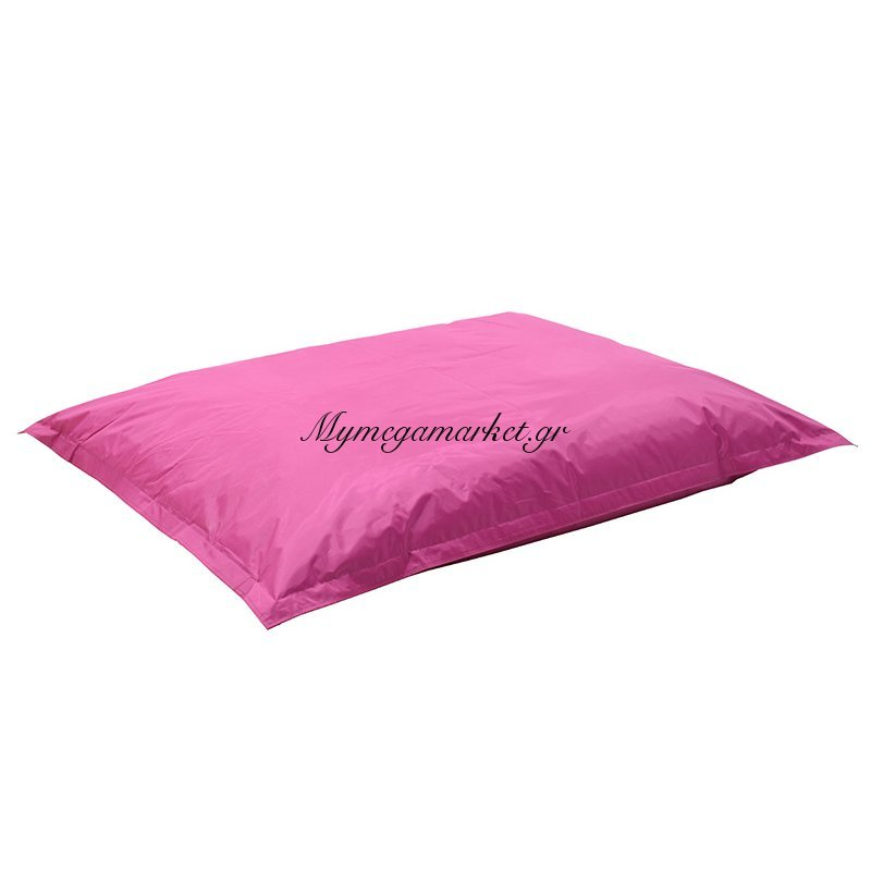 Πουφ μαξιλάρι Pigro επαγγελματικό 100% αδιάβροχο ροζ