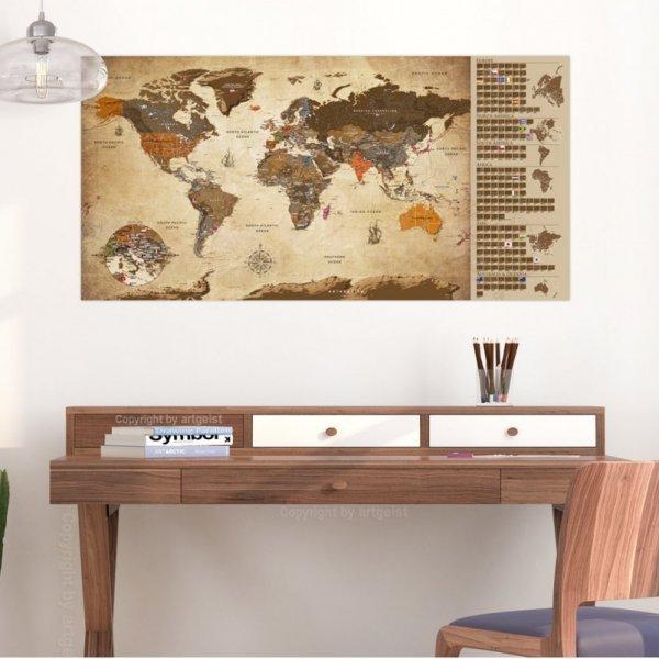 Χάρτες τύπου «ξυστό» | Mymegamarket.gr