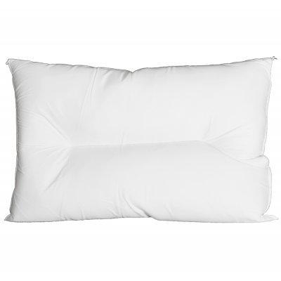 Μαξιλάρι ύπνου ανατομικό σε λευκό χρώμα 45 x 65 cm