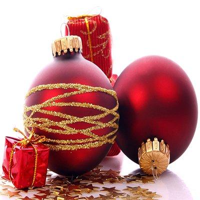 Στολίδια - Μπάλες Χριστουγεννιάτικες