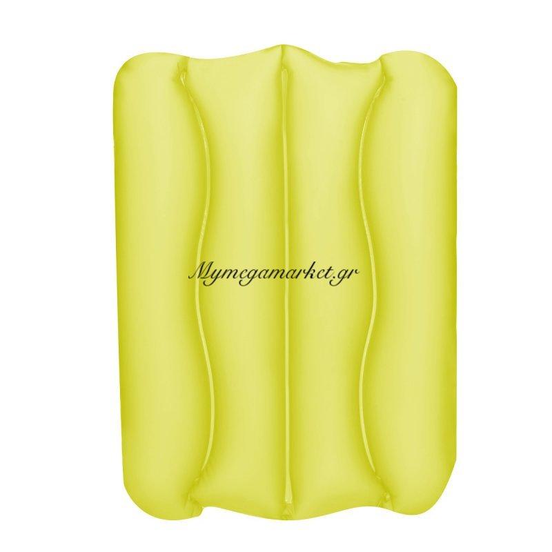Μαξιλάρι φουσκωτό - Κίτρινο - Bestway