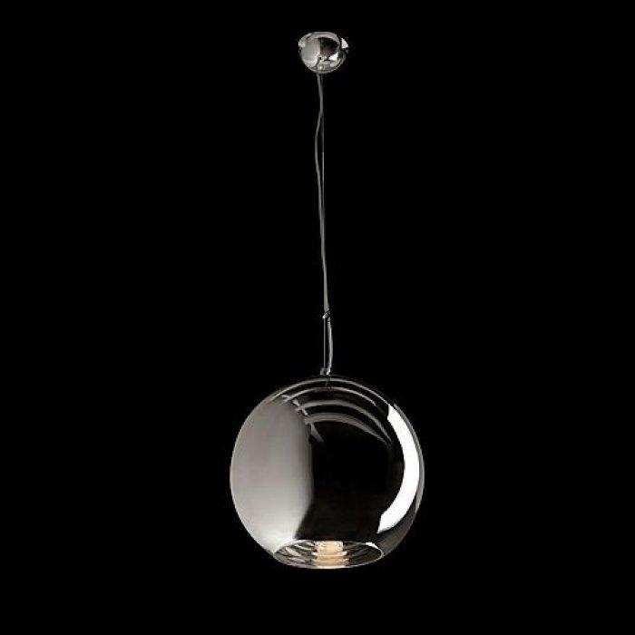 Φωτιστικό οροφής μονόφωτο γυάλινο μπάλα - Nava | Mymegamarket.gr