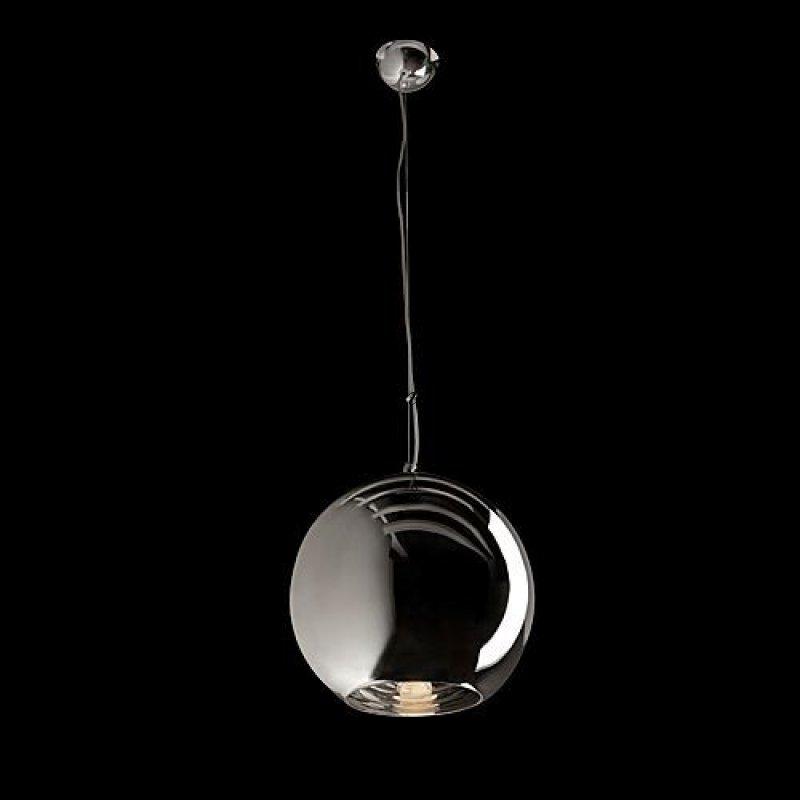 Φωτιστικό οροφής μονόφωτο γυάλινο μπάλα - Nava