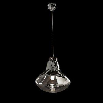 Φωτιστικό οροφής μονόφωτο γυάλινο - Nava