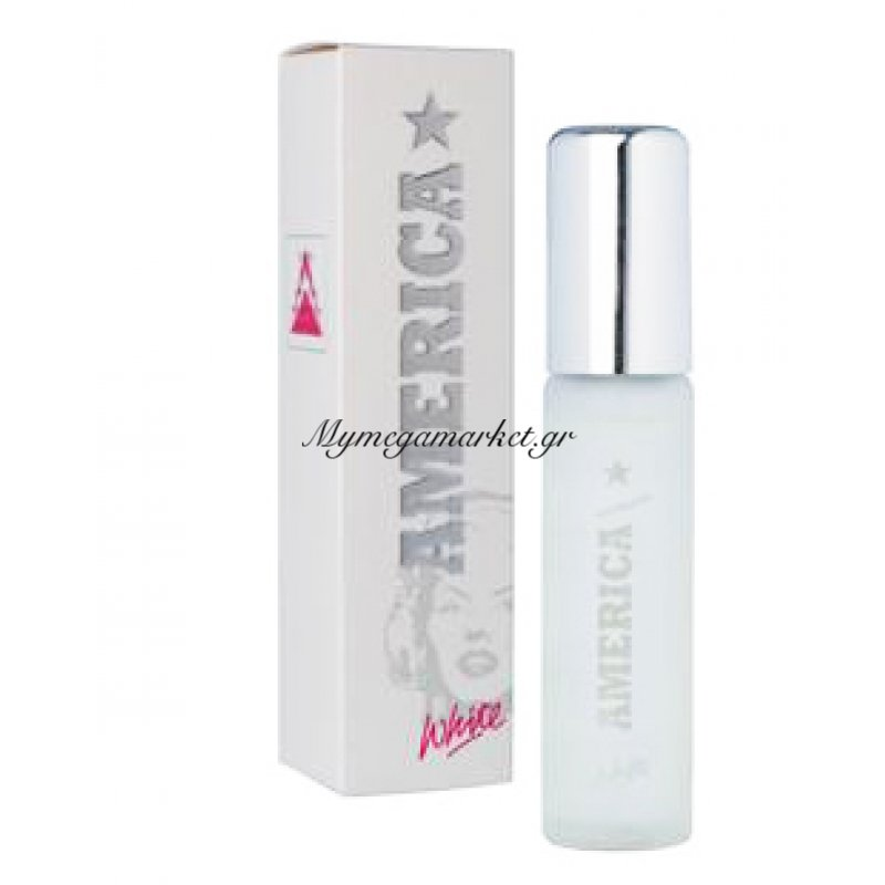 Κολώνια γυναικεία America White 50 ml by Mymegamarket.gr