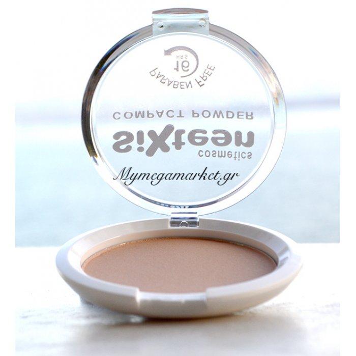 Πούδρα Sixteen Cosmetics Νο 309 | Mymegamarket.gr
