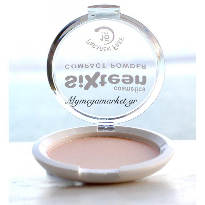 Πούδρα Sixteen Cosmetics Νο 310 | Mymegamarket.gr