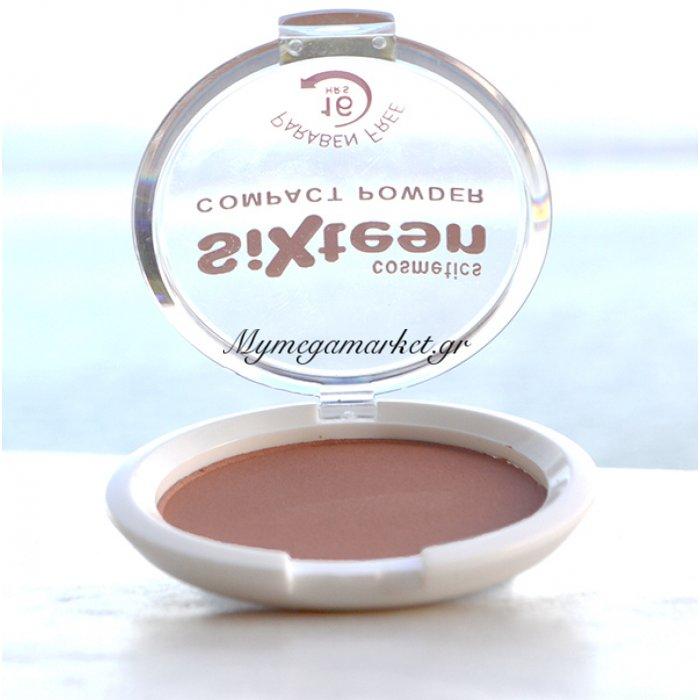 Πούδρα Sixteen Cosmetics Νο 311 | Mymegamarket.gr