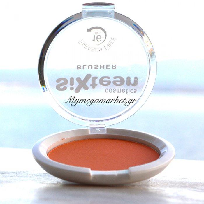 Ρούζ Sixteen Cosmetics No 302 | Mymegamarket.gr