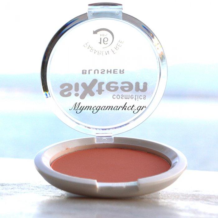 Ρούζ Sixteen Cosmetics No 307 | Mymegamarket.gr