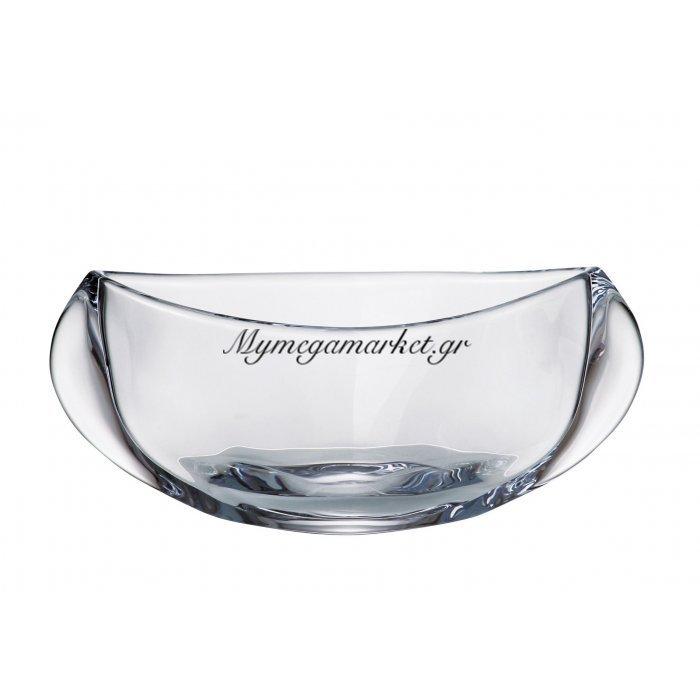 Κούπ κρυστάλλινο Bohemia 30,5cm Orbit | Mymegamarket.gr
