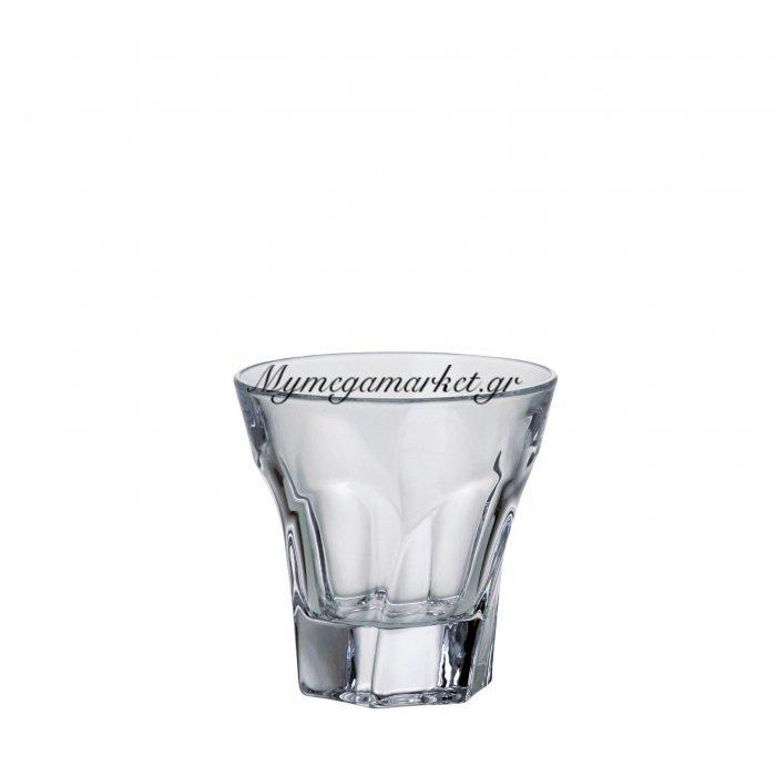 Ποτήρι ουϊσκι κρυστάλλινο Bohemia 230ml Apollo | Mymegamarket.gr