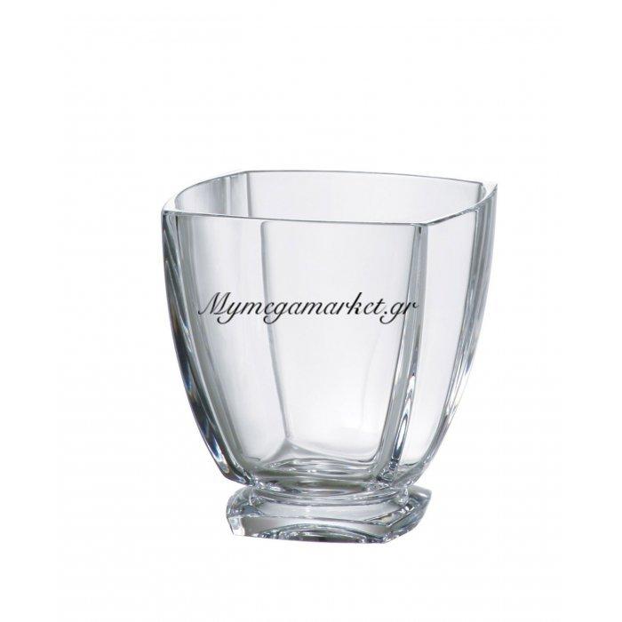 Ποτήρι ουϊσκι κρυστάλλινο Bohemia 320ml Arezzo | Mymegamarket.gr