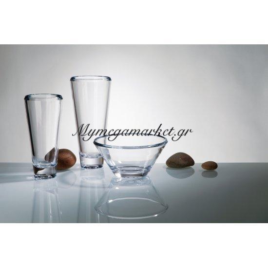 Βάζο κρυστάλλινο Bohemia 30,5cm Campos Στην κατηγορία Βάζα κρυστάλλινα Bohemia | Mymegamarket.gr