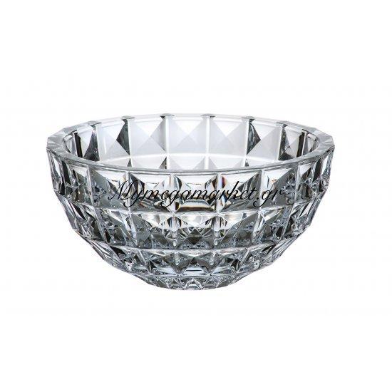 Κούπ κρυστάλλινο Bohemia 28cm Diamond Στην κατηγορία Μπόλ & κούπ κρυστάλλινα Bohemia | Mymegamarket.gr