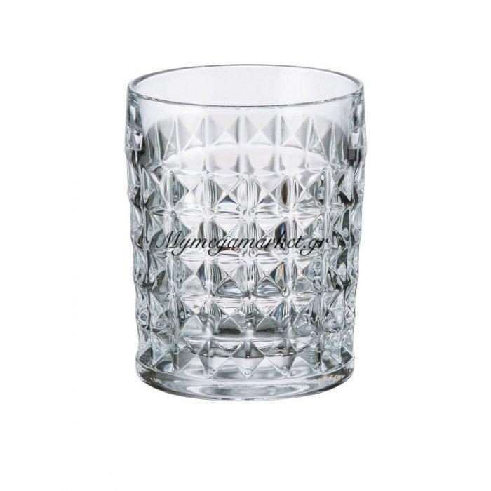 Ποτήρι ουϊσκι κρυστάλλινο Bohemia 230ml Diamond | Mymegamarket.gr