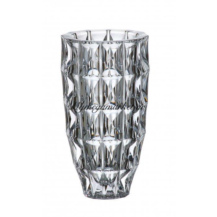 Βάζο κρυστάλλινο Bohemia 25,5cm Diamond | Mymegamarket.gr