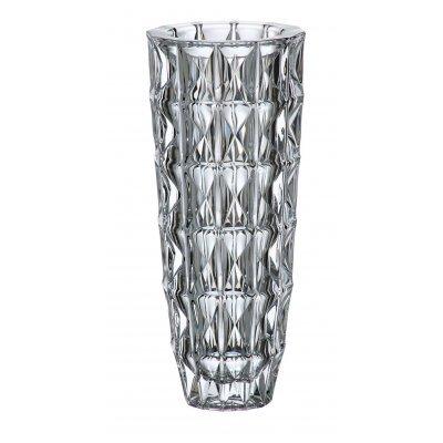 Βάζο κρυστάλλινο Bohemia 33cm Diamond