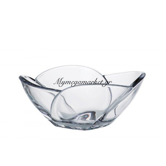 Κούπ κρυστάλλινο Bohemia 25cm Globus | Mymegamarket.gr