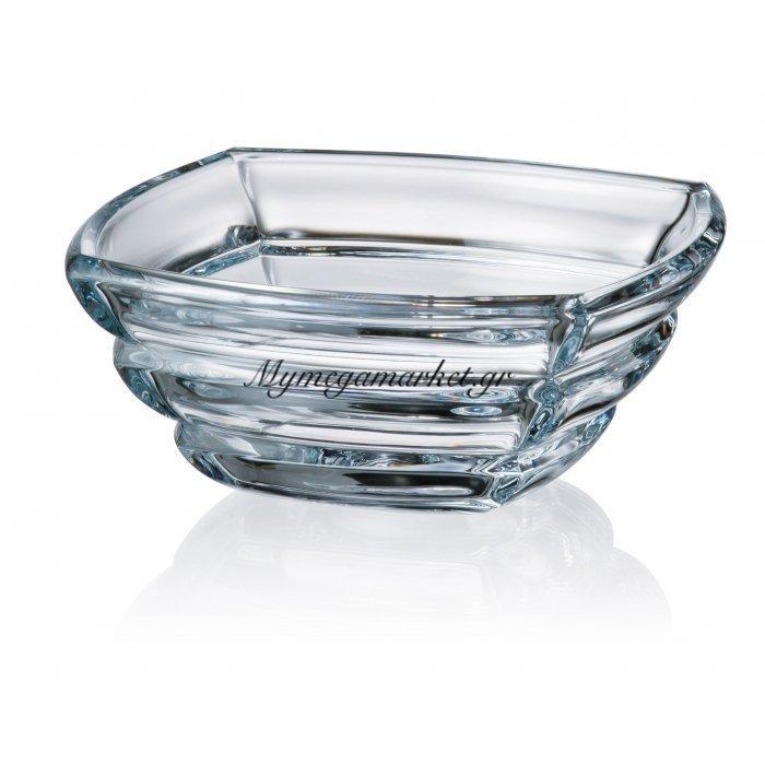 Κούπ κρυστάλλινο Bohemia 20,5cm Segment | Mymegamarket.gr