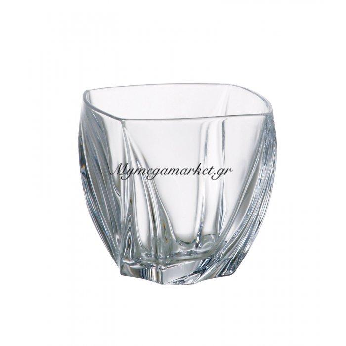 Ποτήρι ουϊσκι κρυστάλλινο Bohemia 300ml Neptun | Mymegamarket.gr
