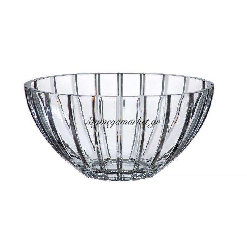Κούπ κρυστάλλινο Bohemia 30,5cm Oval Στην κατηγορία Μπόλ & κούπ κρυστάλλινα Bohemia | Mymegamarket.gr