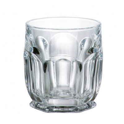 Ποτήρι ουϊσκι κρυστάλλινο Bohemia 250ml Safari