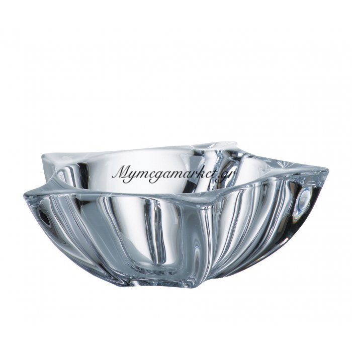 Κούπ κρυστάλλινο Bohemia 21cm Yoko | Mymegamarket.gr