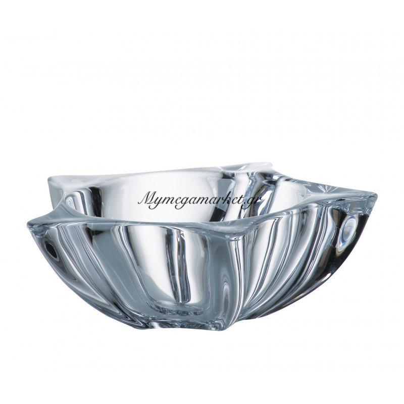 Κούπ κρυστάλλινο Bohemia 30,5cm Yoko by Mymegamarket.gr