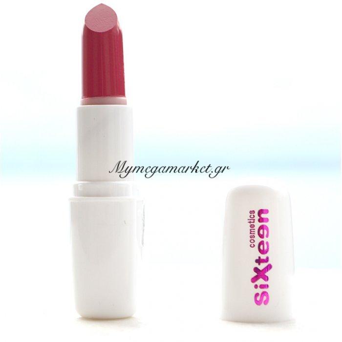 Kραγιόν Sixteen cosmetics Νo 378 | Mymegamarket.gr