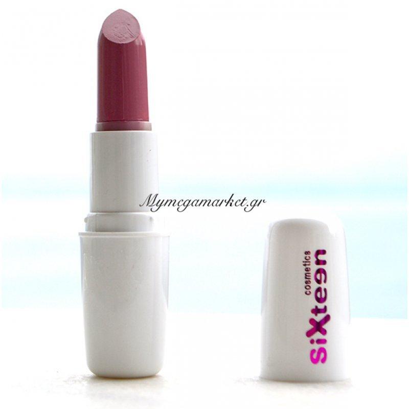 Kραγιόν Sixteen cosmetics Νo 382 Στην κατηγορία Κραγιόν Sixteen | Mymegamarket.gr