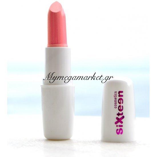 Kραγιόν Sixteen cosmetics Νo 390 Στην κατηγορία Κραγιόν Sixteen | Mymegamarket.gr