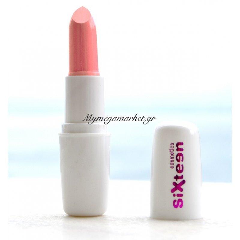 Kραγιόν Sixteen cosmetics Νo 391 Στην κατηγορία Κραγιόν Sixteen | Mymegamarket.gr