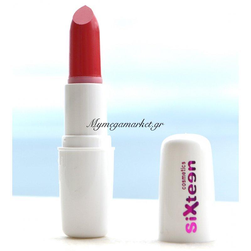 Kραγιόν Sixteen cosmetics Νo 407 Στην κατηγορία Κραγιόν Sixteen | Mymegamarket.gr
