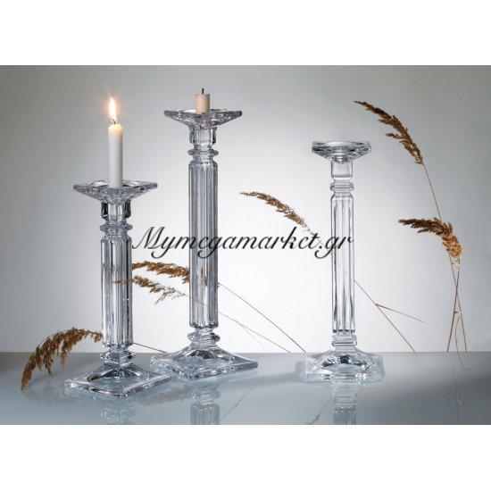 Κηροπήγιο κρυστάλλινο Bohemia Eminence 30,5cm Στην κατηγορία Κρυστάλλινα κηροπήγια Bohemia | Mymegamarket.gr